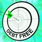 debt free goal